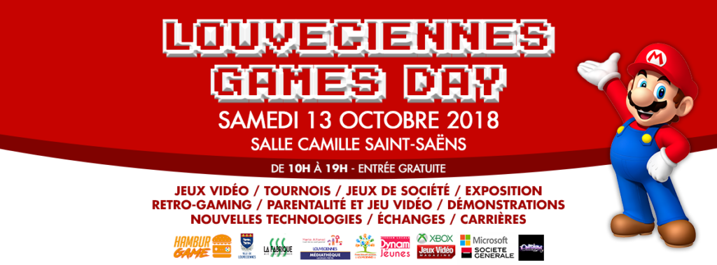 louveciennes games day