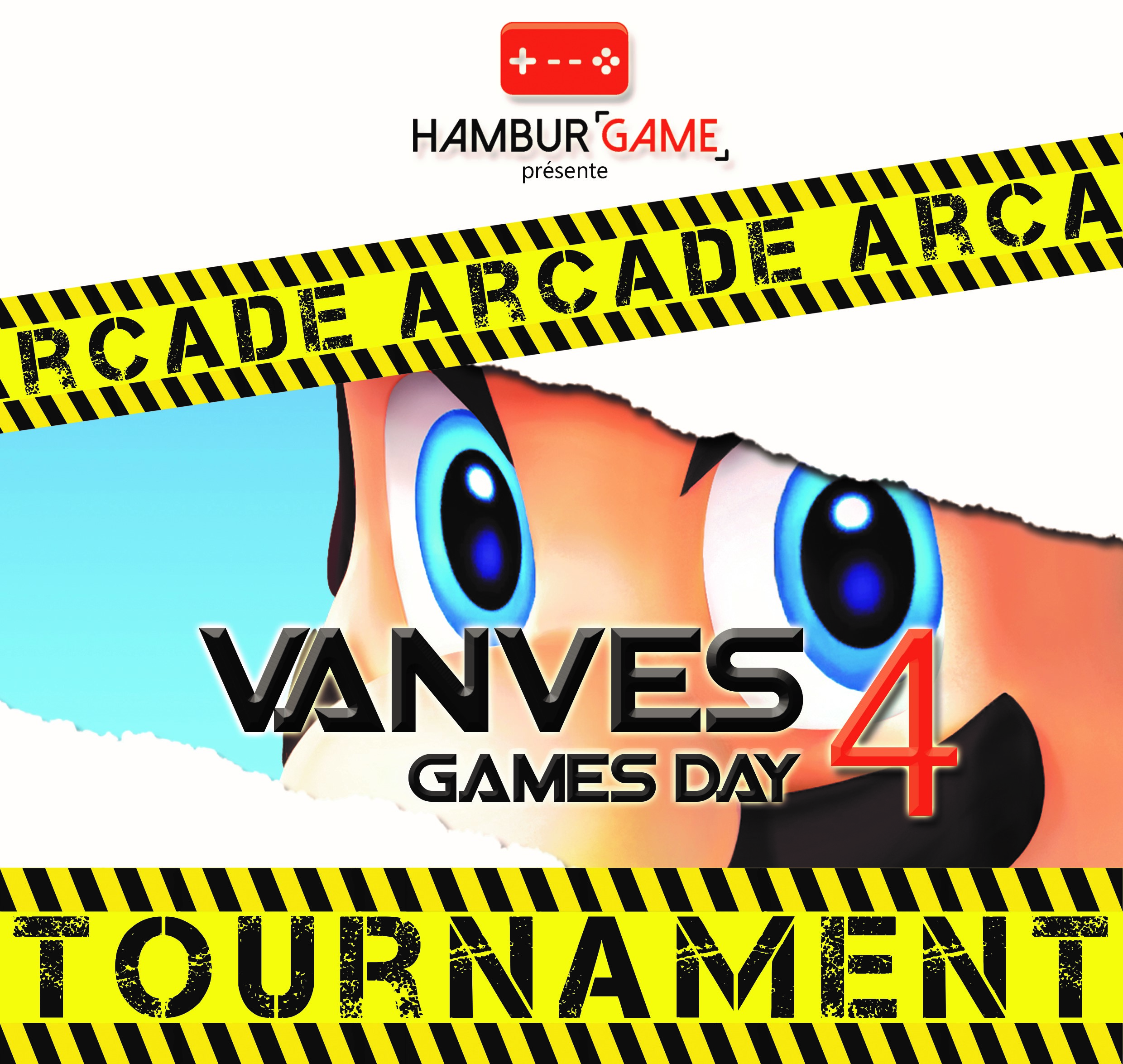 VANVES GAMES DAY – 4e Edition