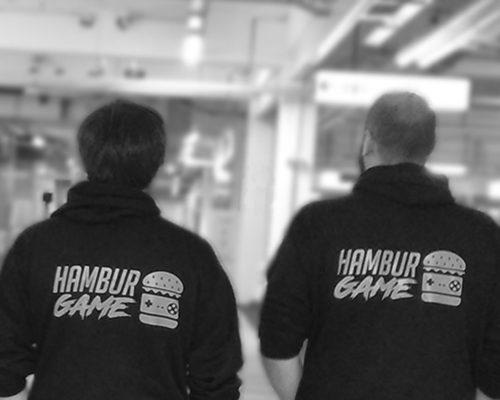l'équipe d'hambur'game