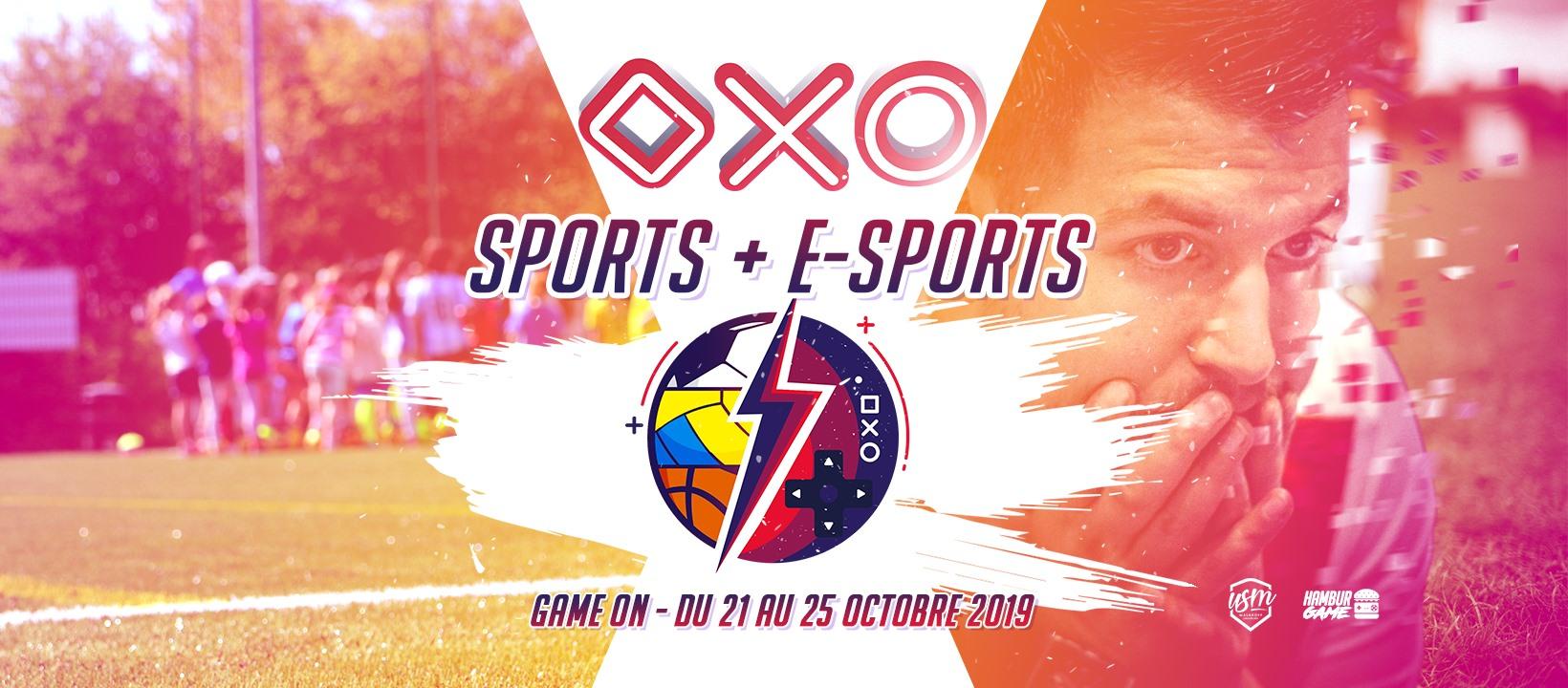 Malakoff – Stage vacances : Sport vs E-sport