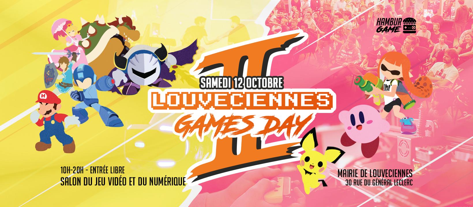 Louveciennes Games Day – 2e Edition